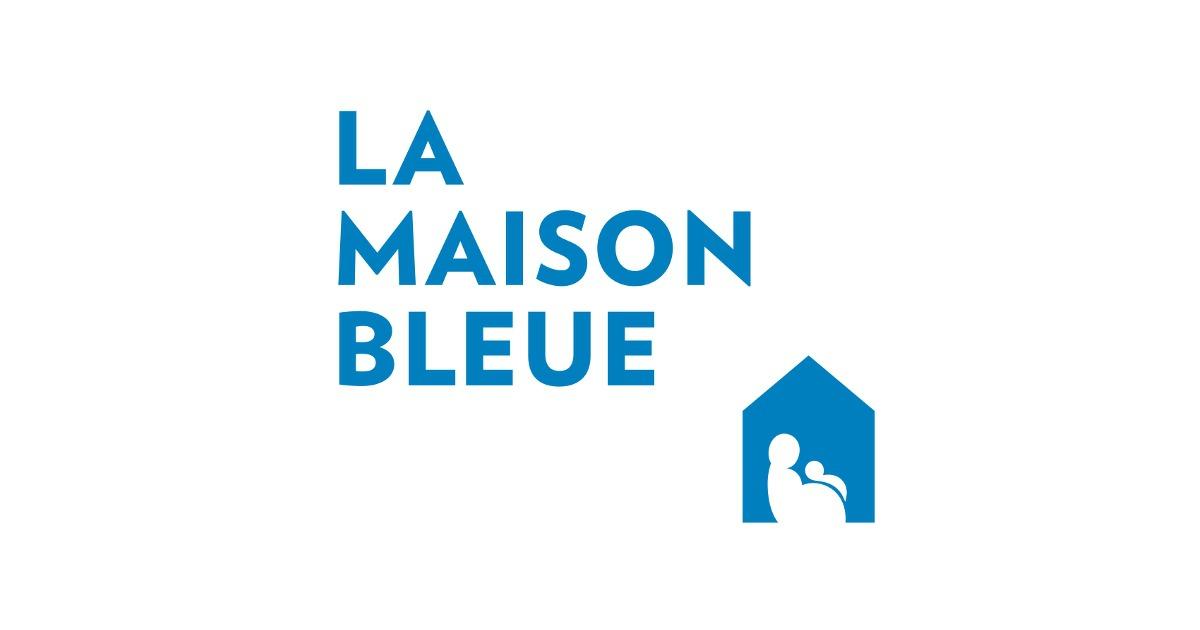La maison bleue - Chanson la maison bleue ...